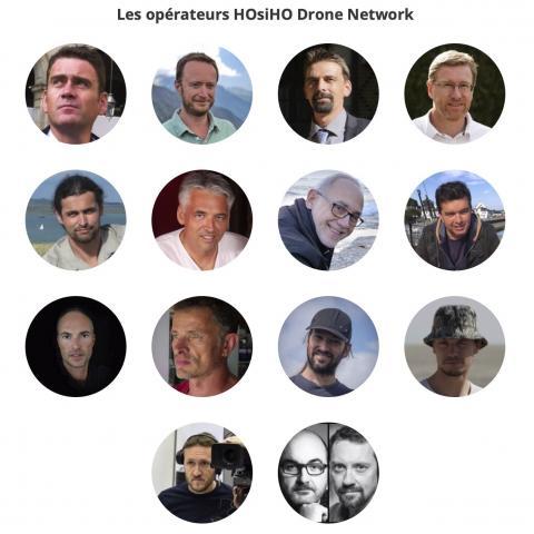 Notre réseau de télépilotes drone français fête ses trois ans !