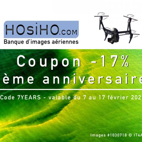 HOsiHO passe le cap des 7 ans !